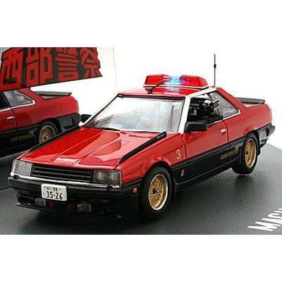 西部警察 マシンRS-3 (1/43 スカイネット079706)