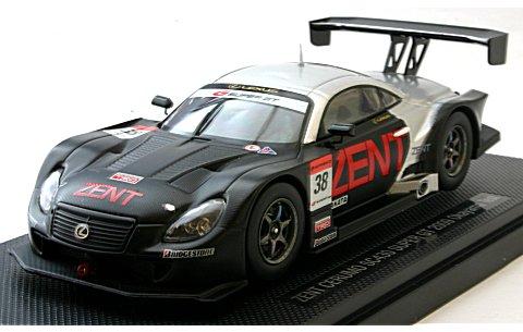 ゼント セルモ SC430 スーパーGT500 2009 No38 岡山テスト (1/43 エブロ44246