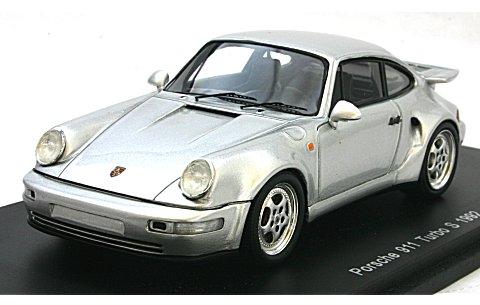 ポルシェ 911 ターボS 964 1992 (1/43 スパークモデルS2032� title=