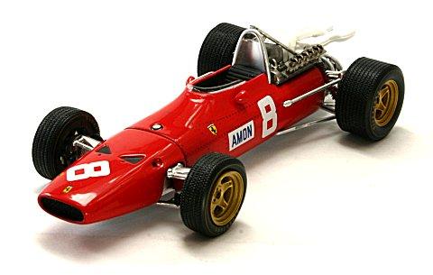 フェラーリ 312 F1 No8 GermanGP ニュルブルクリング 1967 (1/43 イクソSF21/67� title=