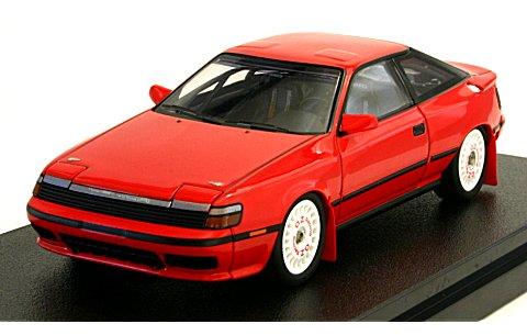 トヨタ セリカ GT-Four レッド (1/43 hpiレーシング8164)