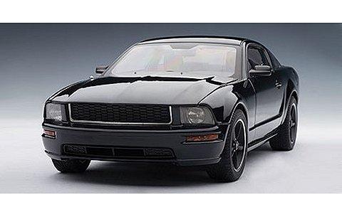 フォード ブリット マスタング GT 2008 ブラック (1/18 オートアート73067)