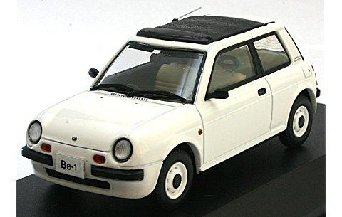 ニッサン Be-1 オニオンホワイト (1/43 京商K03401W)