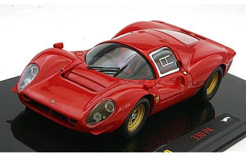 フェラーリ 330 P4 レッド (エリートシリーズ) (1/43 マテルMT9956P)
