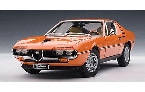 アルファロメオ モントリオール 1970 オレンジ (1/18 オートアート70172)