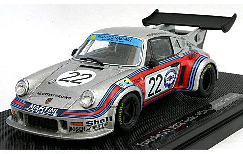 ポルシェ 911 RSRターボ ルマン 1974 No22 (1/43 エブロ44308)