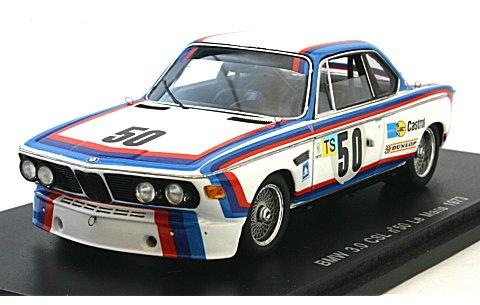BMW 3.0 CSL 1973 ルマン24時間 No50 (1/43 スパークモデルS1563)