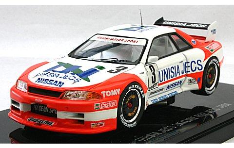 ユニシア ジェックス スカイライン R32 JGTC 1994 (1/43 エブロ44190)