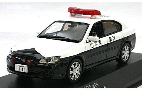 スバル レガシィ B4 2.0i 2002 山形県警察所轄署警ら車両(酒28)