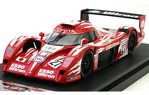 トヨタ GT-One No27 1998 ル・マン (1/43 hpiレーシング8141)