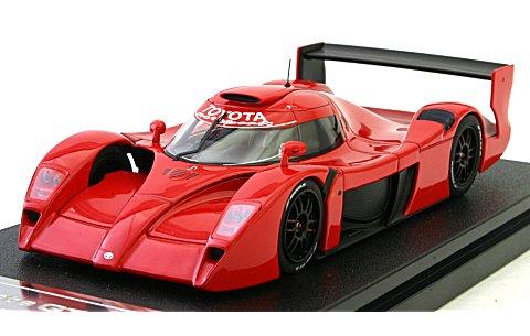 トヨタ GT-One テストカー C・サインツ (1/43 hpiレーシング8145)