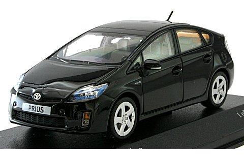 トヨタ プリウス 2009 ブラック (1/43 ミニチャンプス400166940)