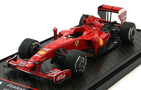 フェラーリ F60 2009 イタリアGP No4 K・ライコネン (1/43 BBR BBRC25B)