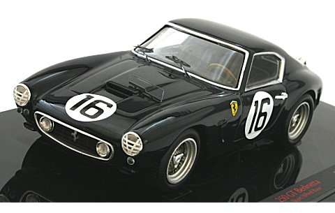 フェラーリ 250GT ベルリネッタ SWB レーシング No16 (エリートシリーズ) (1/43 マテルMT9961B)
