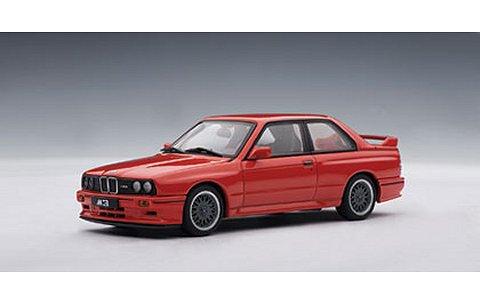 BMW M3 スポーツエボリューション 1990 レッド (1/43 オートアート50561)