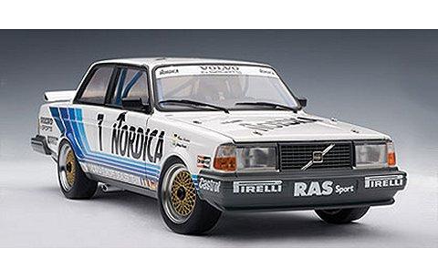 ボルボ 240 ターボ 1986 No1 (ゾルダー優勝車) (1/18 オートアート88693)