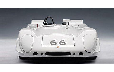 ポルシェ 908/2 ホルトヴィル優勝 1970 No66 S・マックイーン (1/18 オートアート87073)