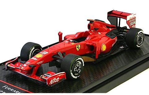 フェラーリ F60 2009 イタリアGP No3 G・フィジケラ (1/43 BBR BBRC25A)