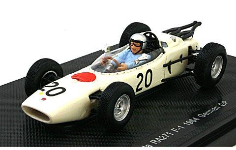 ホンダ RA271 1964 ドイツGP No20 (1/43 エブロ44256)