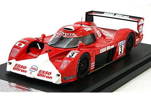 トヨタ GT-One No3 1999 ル・マン (1/43 hpiレーシング8149)