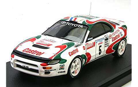 トヨタ セリカ ターボ 4WD No5 1994 ツールドコルス D・オリオール (1/43 hpiレーシング8153� title=