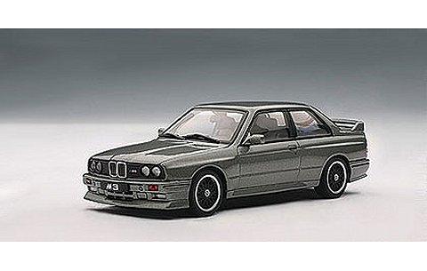 BMW M3 チェコットエディション 1989 シルバー (1/43 オートアート50567)
