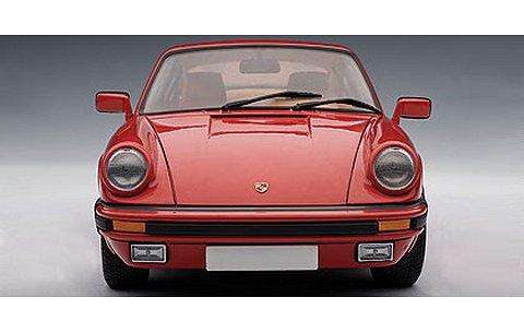 ポルシェ 911 カレラ 1988 レッド (1/18 オートアート78011)