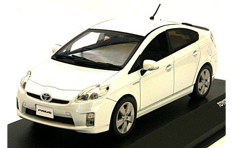 トヨタ プリウス 2009 ホワイト (1/43 JコレクションJC61002WH)