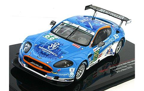 アストンマーチン DBR9 LMGT1 2009 ル・マン24時間3位 No66 (1/43 イクソ LMM174)