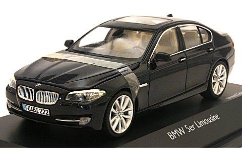 BMW 5シリーズ リムジン インペリアルブルー (1/43 シュコー450721700)