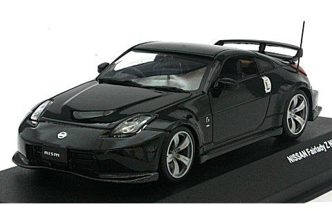 ニッサン フェアレディ Z NISMO 380RS ブラック (1/43 JコレクションJC53002BK)