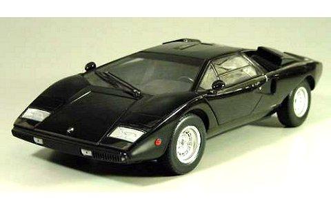 ランボルギーニ カウンタック LP400 ブラック (1/18 京商K08321BK)