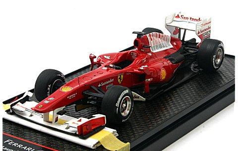フェラーリ F10 ローンチ バージョン (1/43 BBR BBRC30)