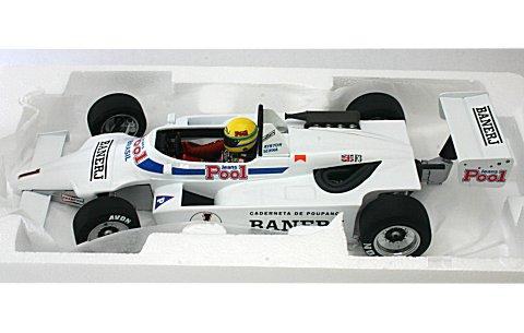 ラルト トヨタ RT3 F3 A・セナ 英国F3チャンピオン 1983 (1/18 ミニチャンプス540831811)