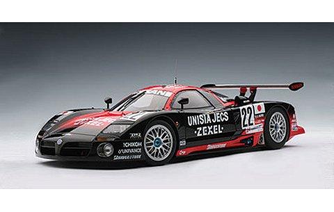 ニッサン R390 GT1 ルマン 1997 ユニシアジェックス No22 (1/18 オートアート89777)