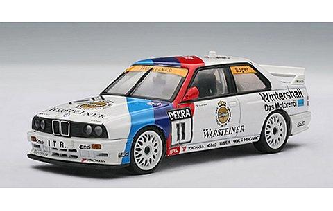 BMW M3 DTM 1991 No11 (1/43 オートアート69146)