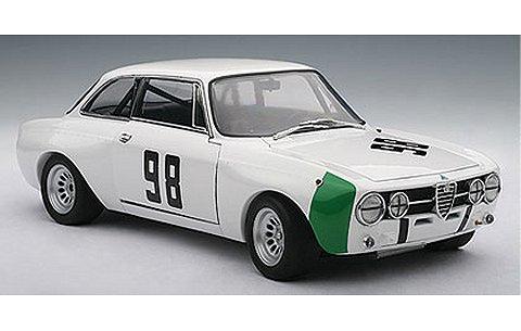 アルファロメオ GTAm 1970 No98 (モンツァ) (1/18 オートアート87004)