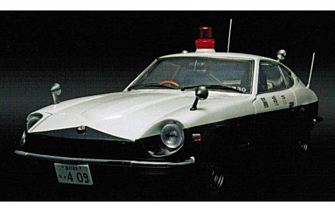 ニッサン フェアレディ Z432 警視庁 (1/18 京商K08216B)