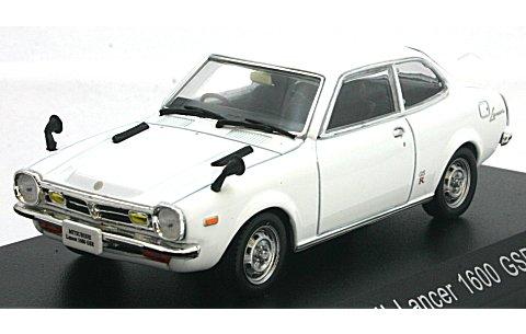 ミツビシ ランサー 1600 GSR 1973 ホワイト (1/43 ノレブ800191)