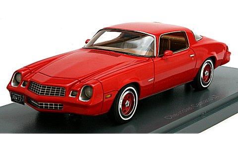 シボレー カマロ LT 1978 レッド (1/43 ネオNEO44125)