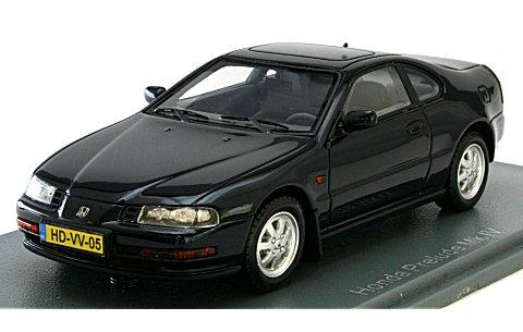 ホンダ プレリュード Mk4 1992-1996 Mブルー (1/43 ネオNEO44505)