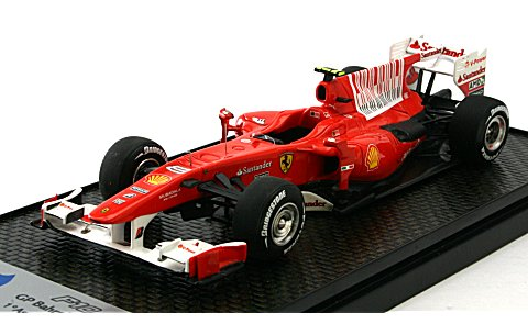 フェラーリ F10 2010 バーレーンGP No8 F・Alonso (1/43 BBR BBRC41A)