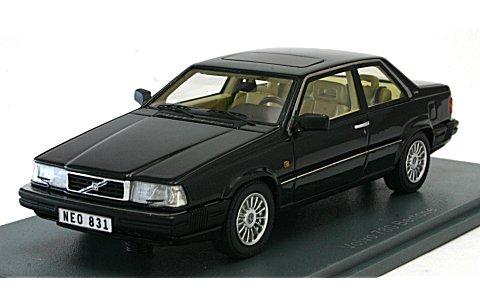 ボルボ 780 1988 ブラック (1/43 ネオNEO43831)