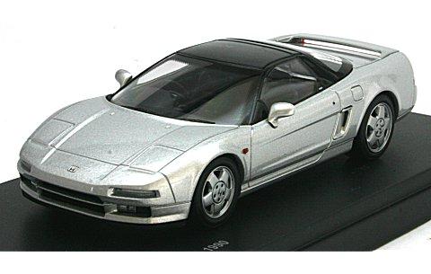 ホンダ NSX 1990 セブリングシルバー (1/43 京商K03321S)