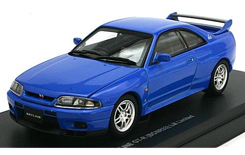 ニッサン GT-R (R33) LM リミテッド チャンピオンブルー (1/43 京商K03342BL� title=