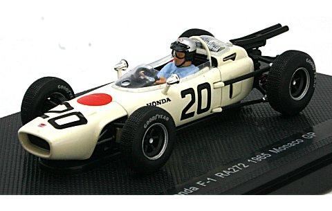 ホンダ RA272 1965 モナコGP No20 (1/43 エブロ44258)