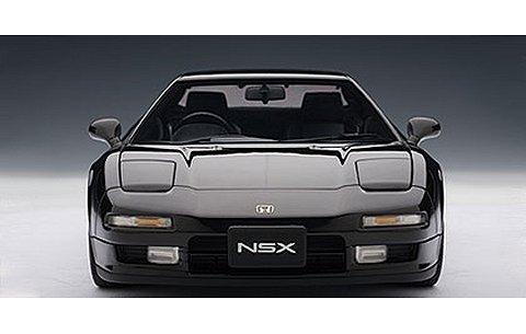 ホンダ NSX ベルリナブラック (1/18 オートアート73273)