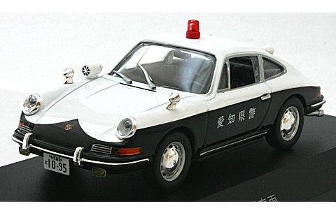 ポルシェ 912 1968 愛知県警察交通自動車隊車両 (1/43 レイズH7436802)