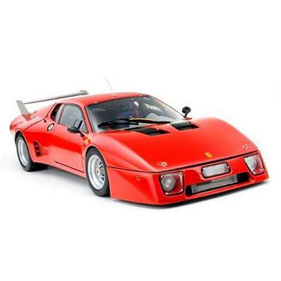 フェラーリ 512BB LM プレゼンテーション レッド (1/18 BBR HESPK021)