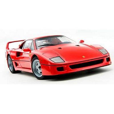 フェラーリ F40 1987 レッド ハイエンドVer. (1/18 京商K08413R)